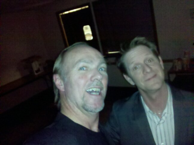 pics pictures mike green gary thison comedians comedy show alpena michigan