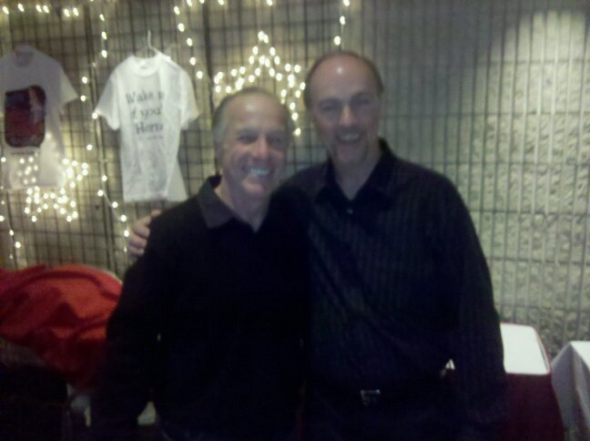 Jackie Martling Joke Man Gary Thison comedians Star Plaza Theater pics pictures