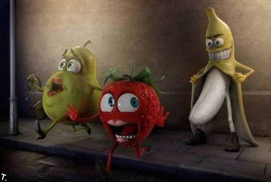 Perverted Banana Picture Funny Image Claymation Photos Fotos Pics
